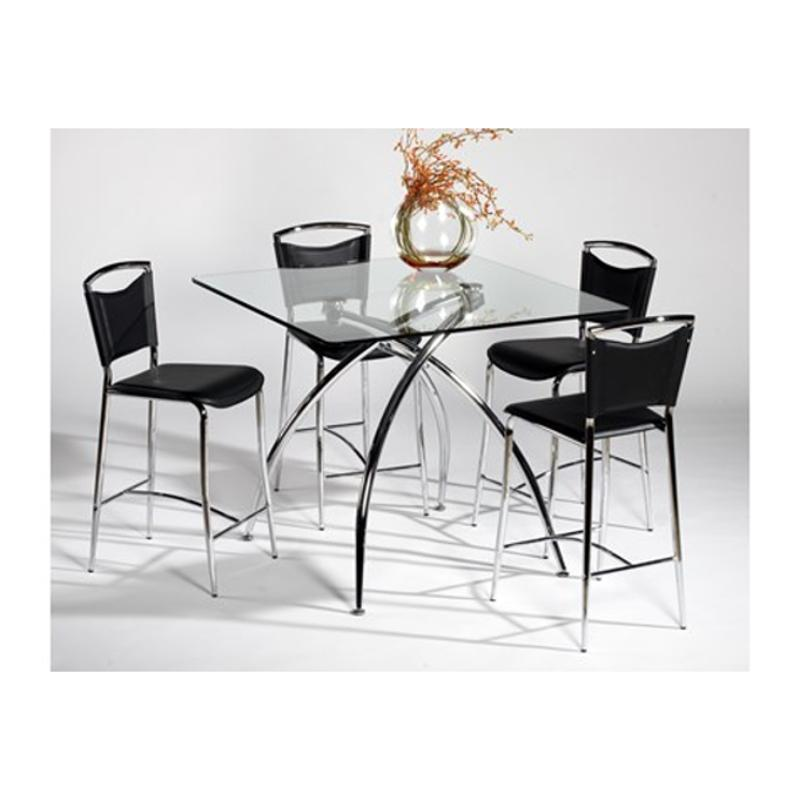 Elaine cnt t Chintaly Imports Furniture Elaine Pub Table