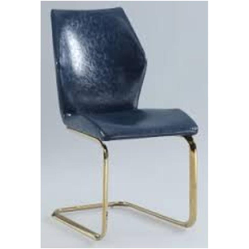 Nicole Sc Blu Chintaly Imports Furniture Nicole Dinette Chair