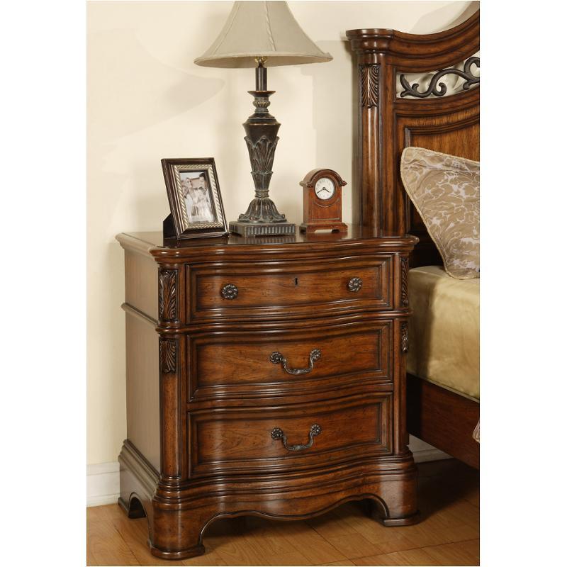 1967 63 flexsteel wynwood furniture mill creek bedroom nightstand for Wynwood furniture bedroom set cordoba