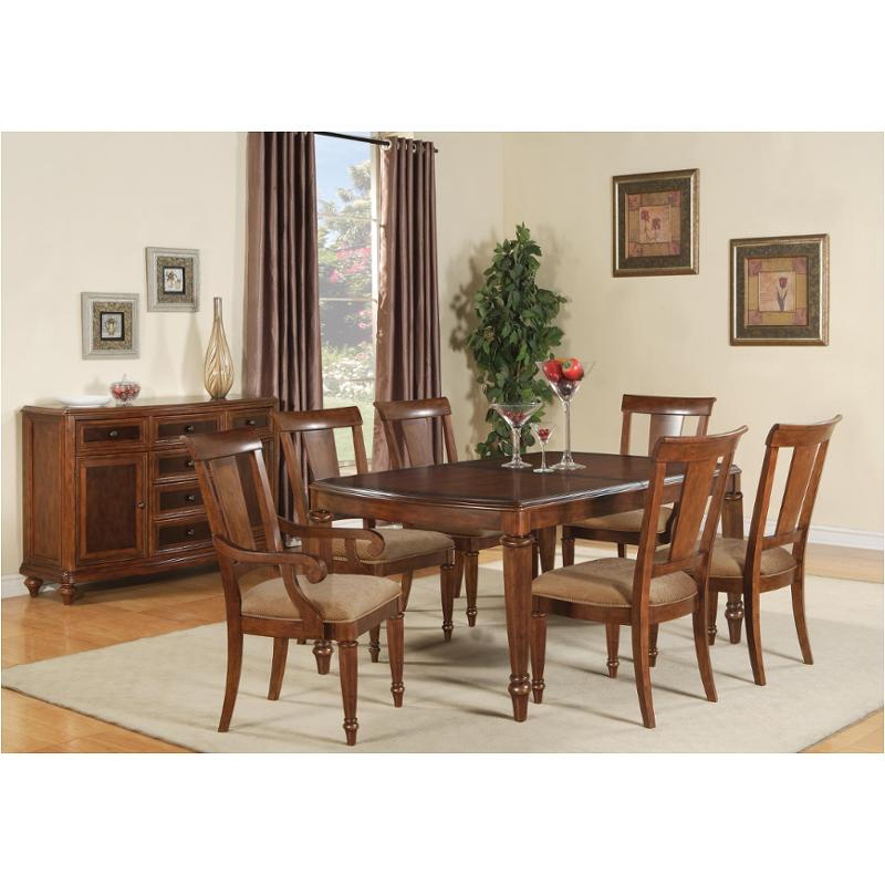 1950 42 Flexsteel Wynwood Furniture Brendon Dining Room Dining Chair