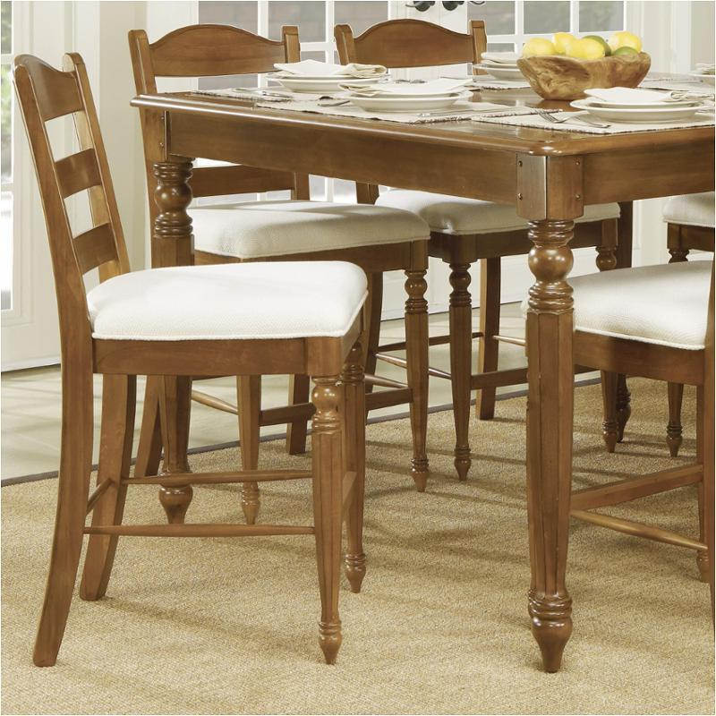 Elegant 1656 47 Flexsteel Wynwood Furniture Hadley Pointe   Honey Pine Counter  Stool  Honey Pine