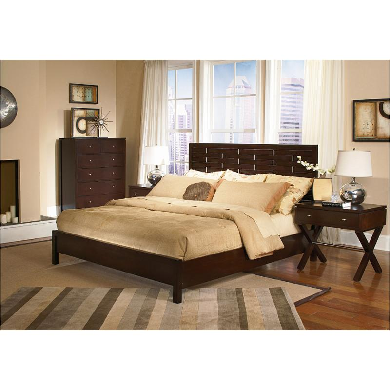 1430 90k1 Ck Flexsteel Wynwood Furniture Moxi Bedroom Bed