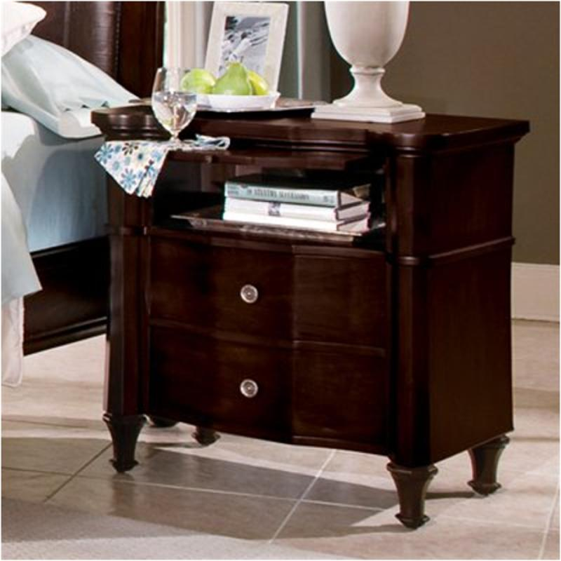 1781-63 Flexsteel Wynwood Furniture Sutton Place Nightstand