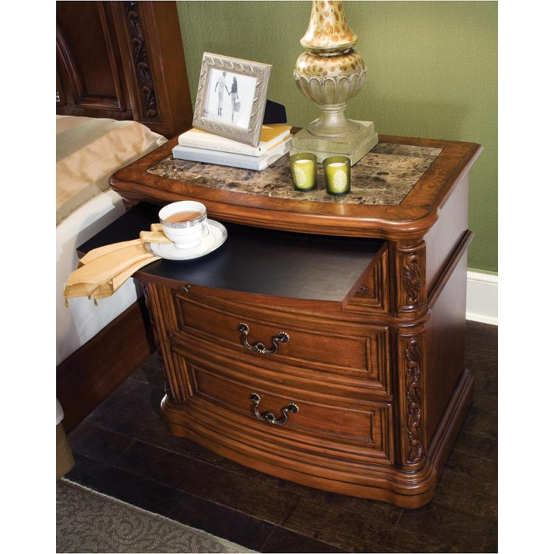 Attractive 1759 63 Flexsteel Wynwood Furniture Terrassa   Amber Cherry Light Bedroom  Nightstand