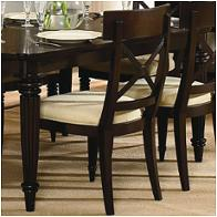 Sensational Tuxedo Park Dark Chocolate Dining Set Flexsteel Wynwood Bralicious Painted Fabric Chair Ideas Braliciousco