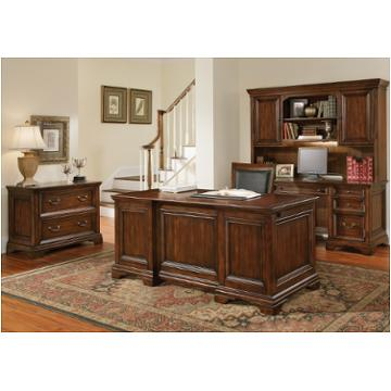 1207 34 Flexsteel Wynwood Furniture Woodlands Executive Desk