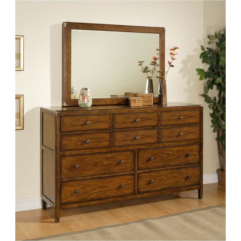 6655 60 Flexsteel Wynwood Furniture Storehouse Bedroom Dresser