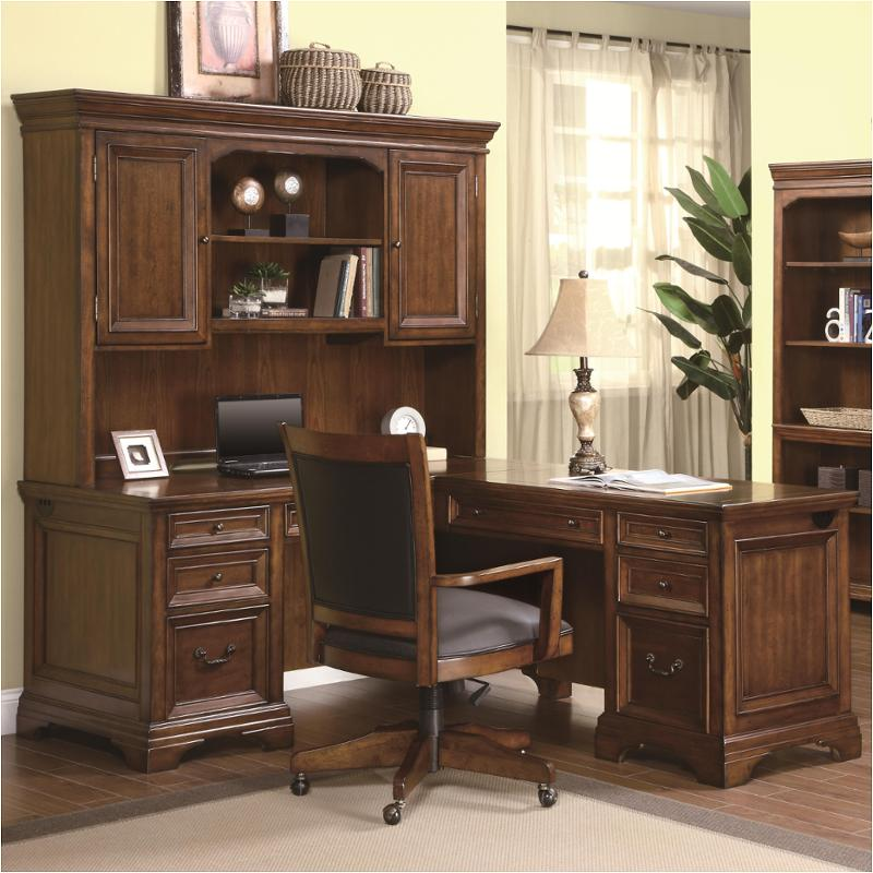 1208 44 Flexsteel Wynwood Furniture Valencia Home Office Desk