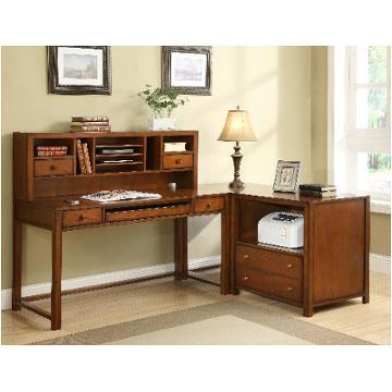1286 47 Flexsteel Wynwood Furniture Taylor Home Office Desk Hutch