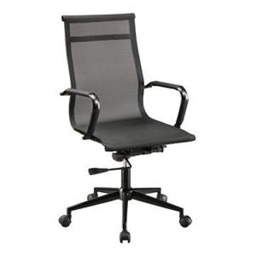 Conch1 Flexsteel Wynwood Furniture Gordon Contemporary Mesh Chair