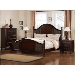 Flexsteel Wynwood Furniture Wood Cherry - Mahogany Bedroom ...