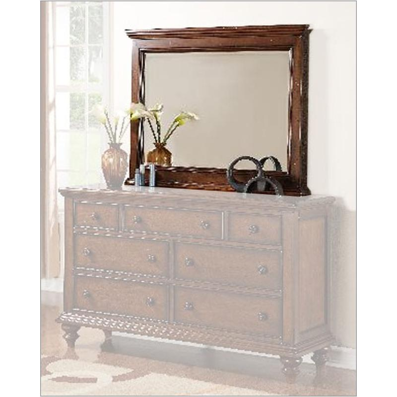 1786 80 Flexsteel Wynwood Furniture Springfield Bedroom Mirror
