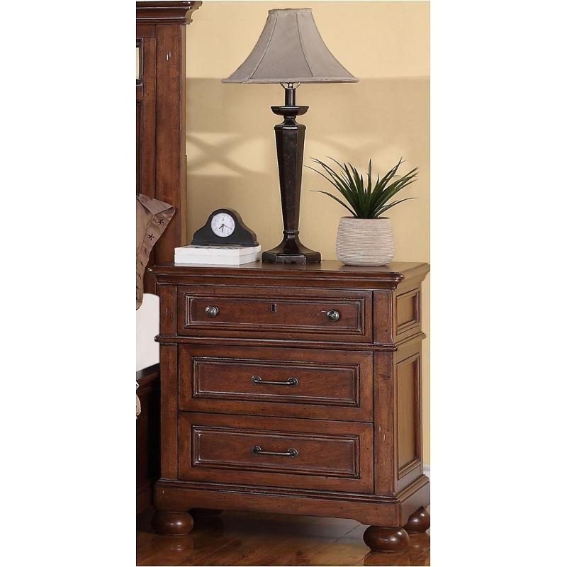 1809 63 Flexsteel Wynwood Furniture American Heritage Nightstand