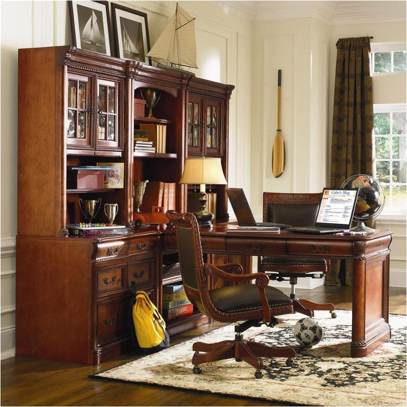 I74 345 Aspen Home Furniture Napa Home Office Partners Desk Base
