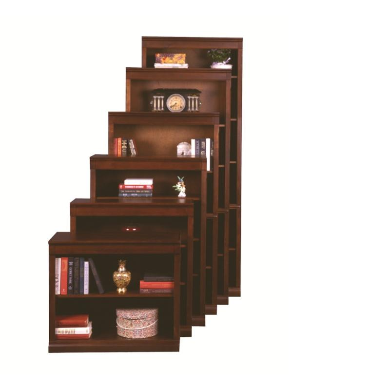 Cb3436 bch aspen home furniture cambridge bookcase brown cherry Aspen home bedroom furniture prices