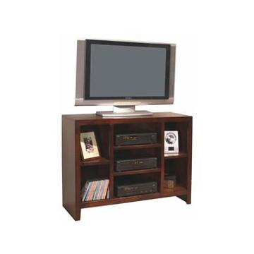 Cl1024 Chy Aspen Home Furniture 48in Open Tv Console Cherry