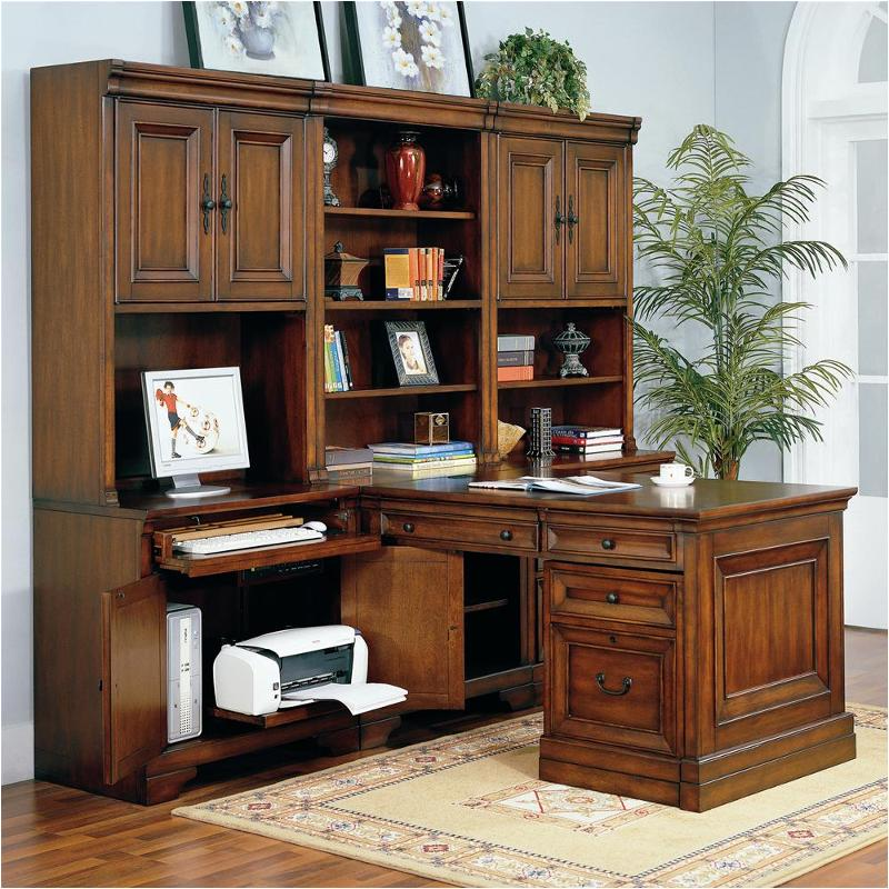 I40-345 Aspen Home Furniture Richmond Partners Desk Base