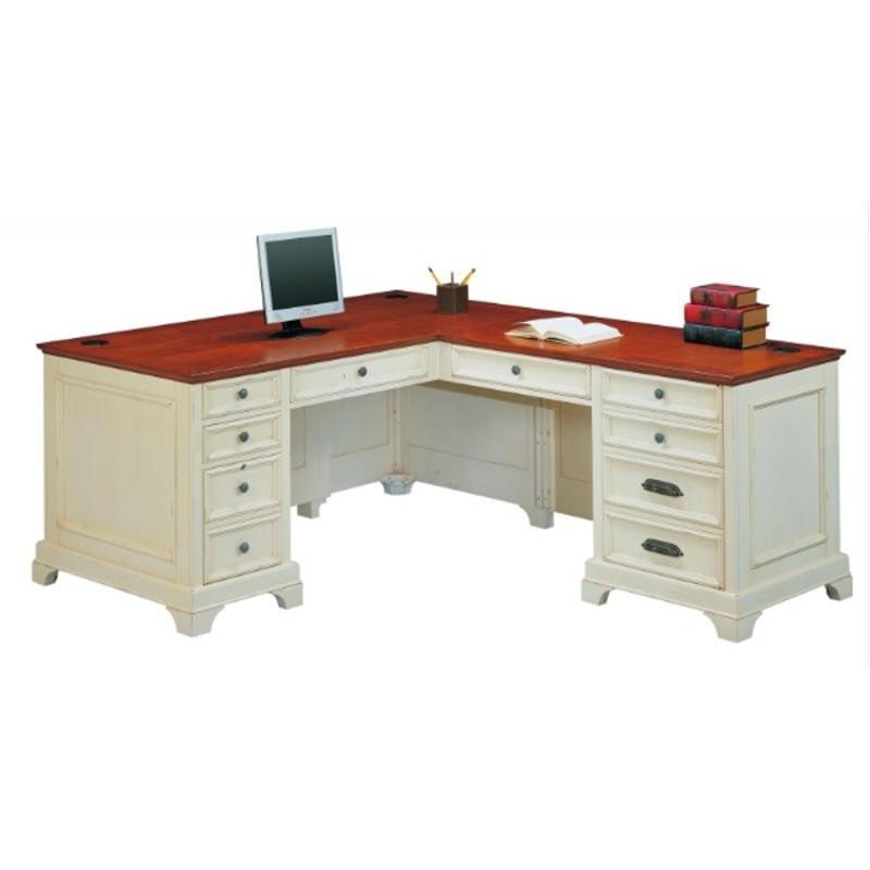 I46 307 Aspen Home Furniture Cape Cod Computer Desk With