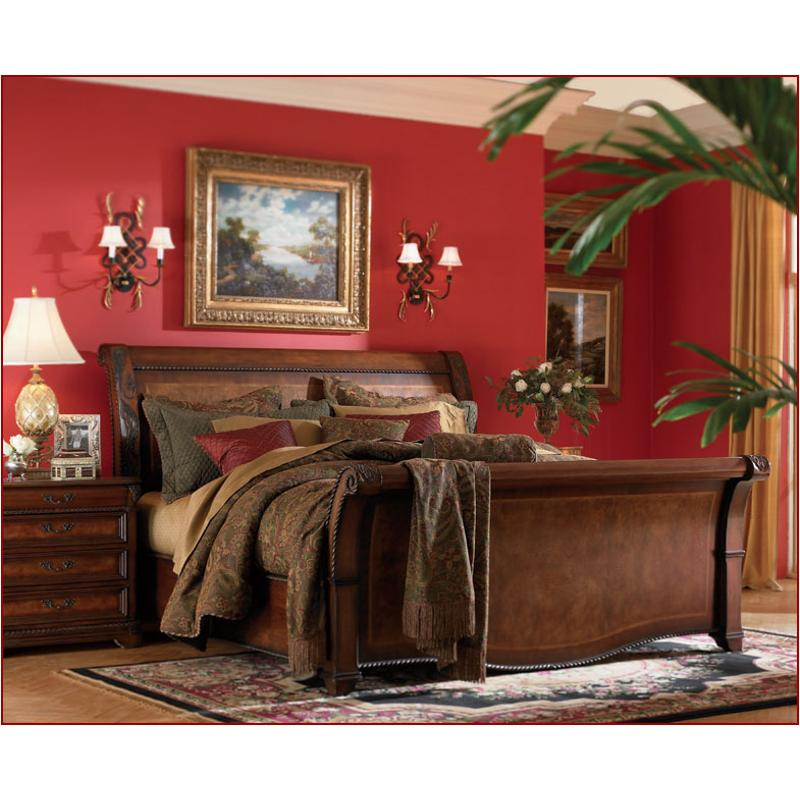 I74 400 Aspen Home Furniture Napa Bedroom Bed