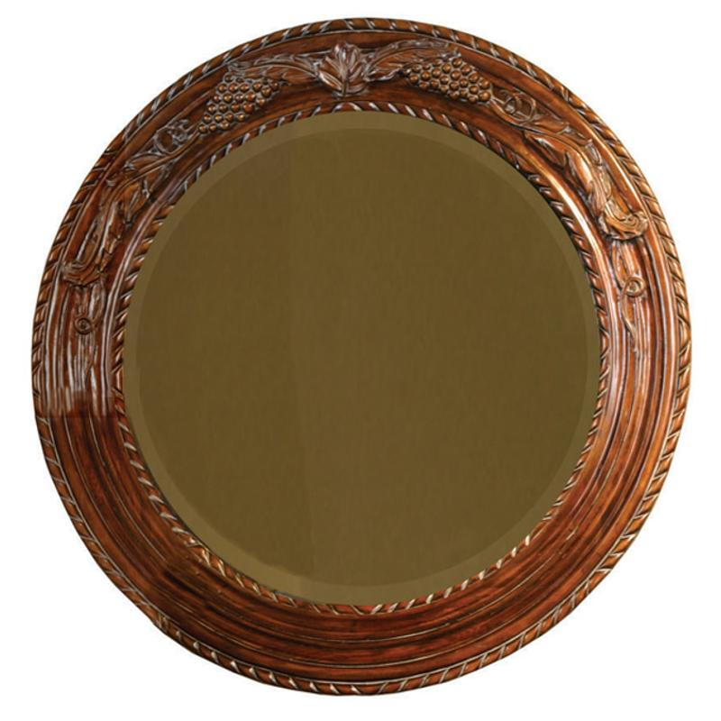 I74 464 Aspen Home Furniture Napa Bedroom Mirror