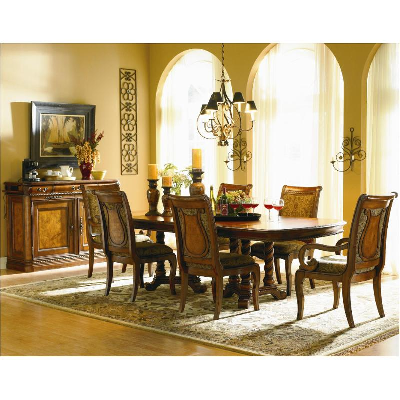 I74 6020t aspen home furniture napa dining room dining table