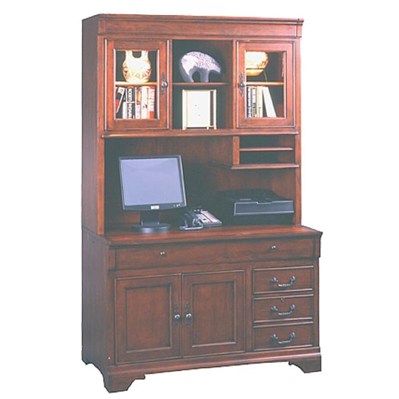 I8548 Aspen Home Furniture Chateau De Vin Home Office 48in ...