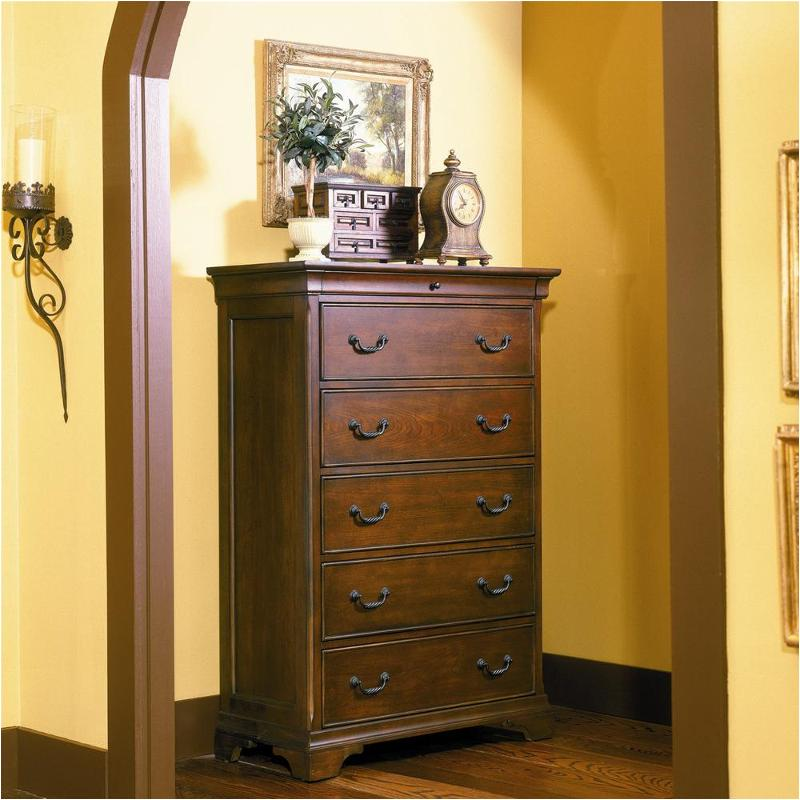 I85-422-3 Aspen Home Furniture Chateau De Vin Bedroom Chest
