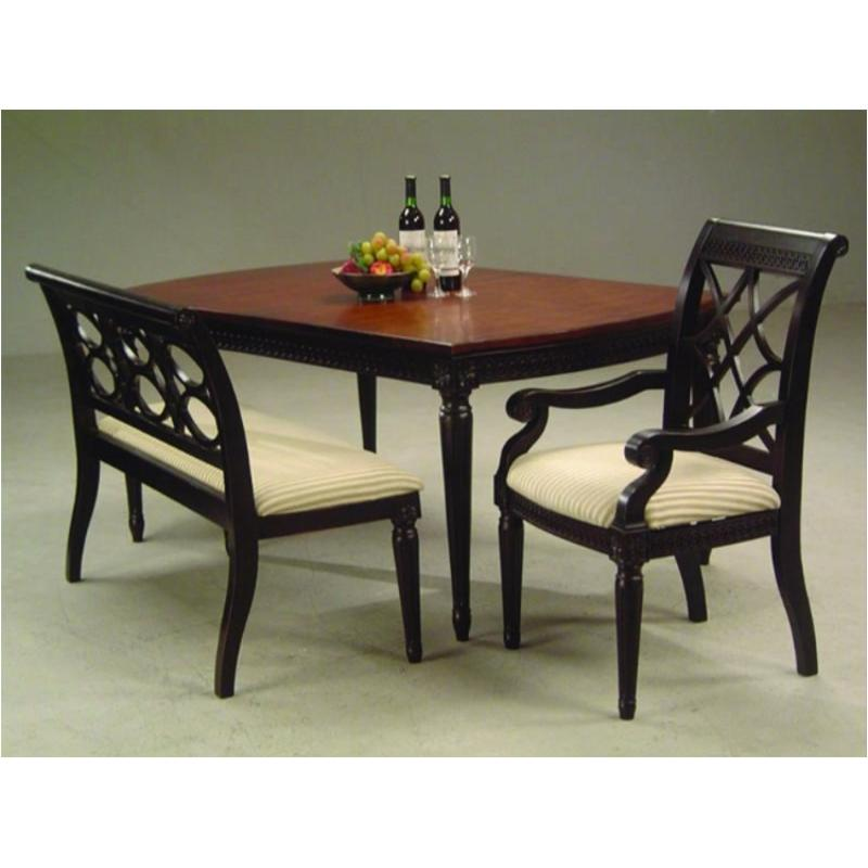 I88 6050 Aspen Home Furniture Youngs Clic Dining Room Table