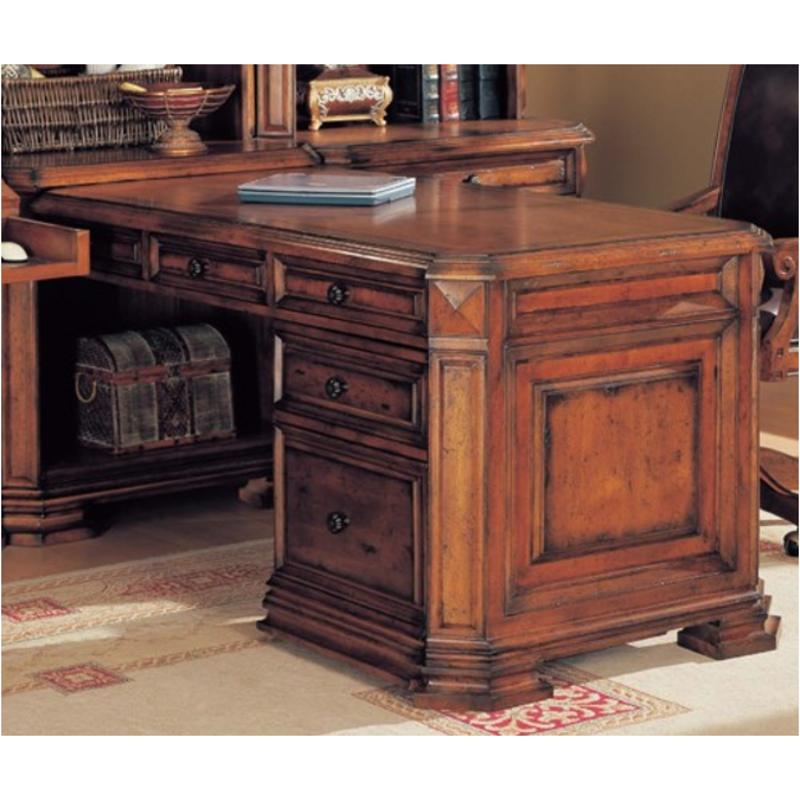 I99-345 Aspen Home Furniture Barolo Partners Desk Base