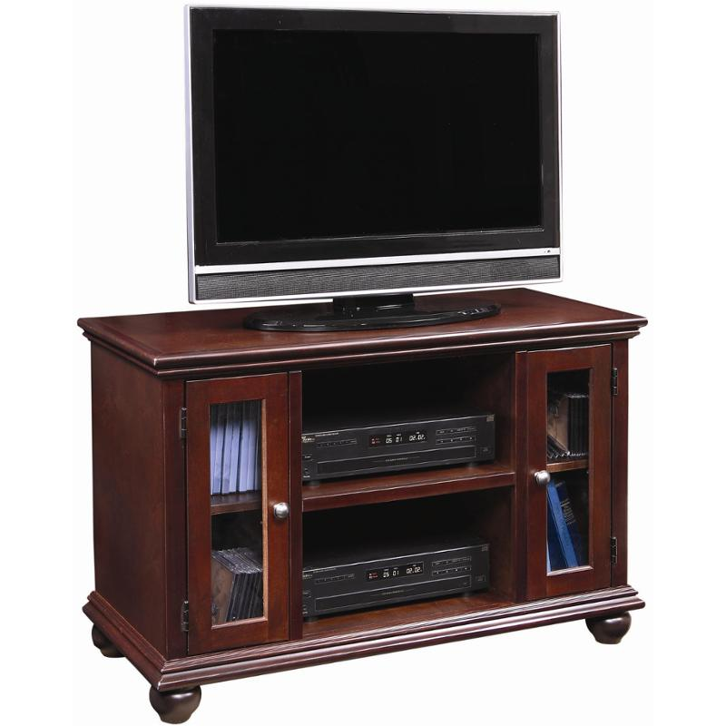Ct1041 Chy Aspen Home Furniture Casual Traditional Home Entertainment Tv  Console