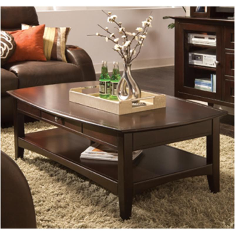 Ikj 910 Aspen Home Furniture Kensington Living Room Cocktail Table