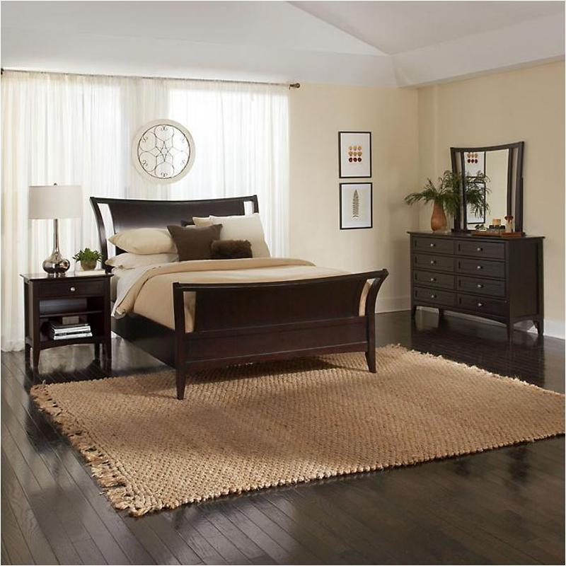 Ikj 400 Aspen Home Furniture Kensington Bedroom Queen Sleigh Bed