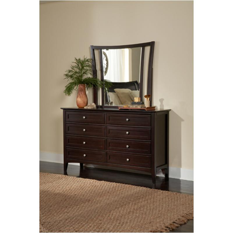 Ikj 454 Aspen Home Furniture Kensington Bedroom Double Dresser