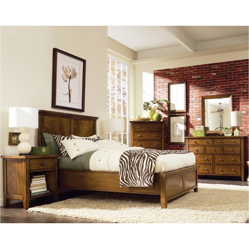 Imr 412 Aspen Home Furniture Cross Country Bedroom Bed
