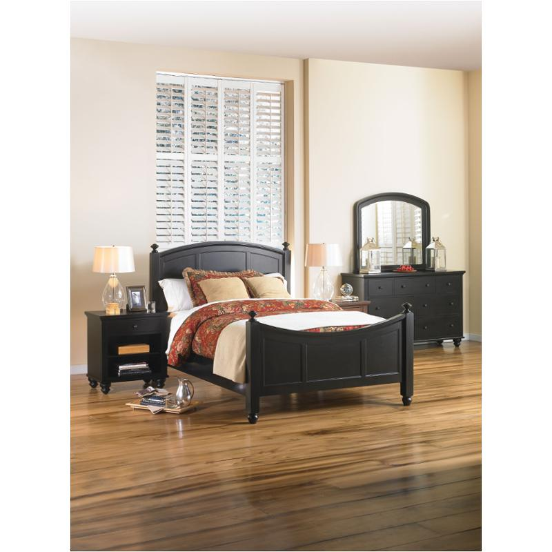Icb 415 Blk Aspen Home Furniture King Panel Headboard Black