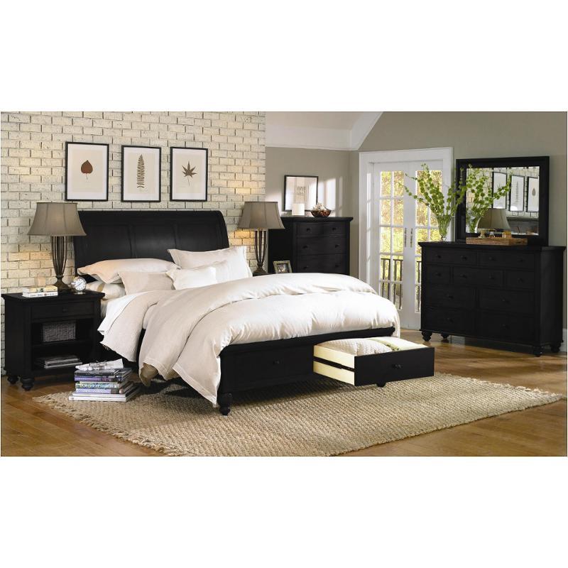 Icb 400 Blk Lp Aspen Home Furniture Cambridge Bed