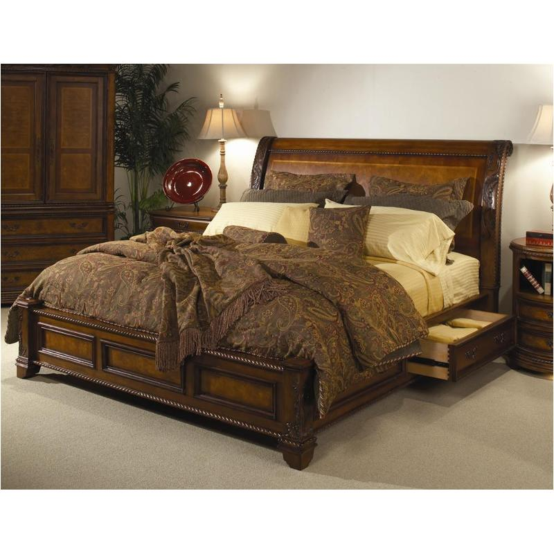 I74 404 St Aspen Home Furniture Napa Bedroom Bed