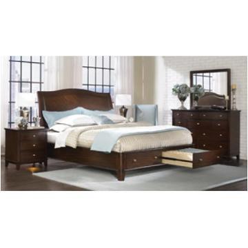 I82 404 St Aspen Home Furniture Lincoln Park King Storage Bed