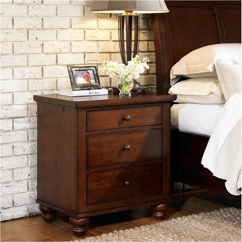 Icb 450 Bch 3 Aspen Home Furniture Liv360 Nightstand Brown