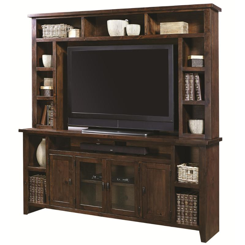 Dg1036h Tob Aspen Home Furniture Alder Grove Entertainment Center