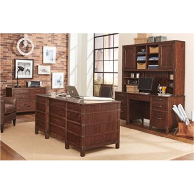 . Icf 303 Aspen Home Furniture Canfield 66in Executive Desk