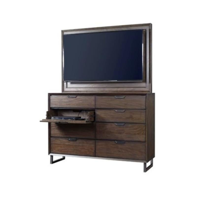 Ihp 487 Aspen Home Furniture Harper Point Tv Frame With Tv Mount