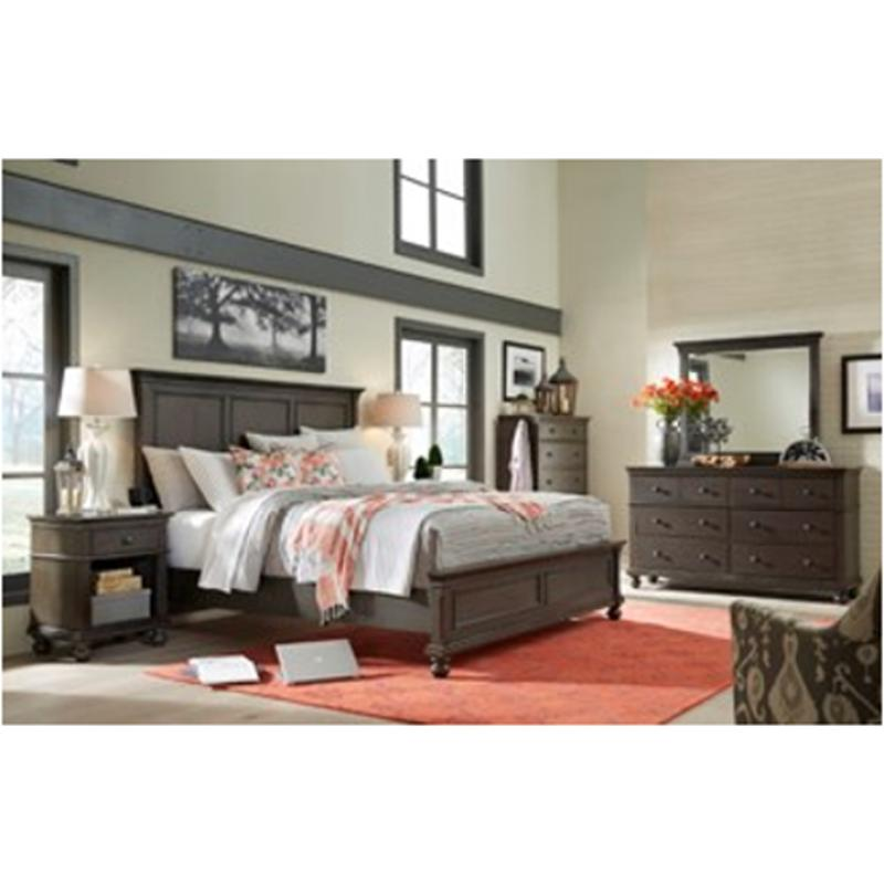I07 412 Pep Aspen Home Furniture Oxford Bedroom Bed