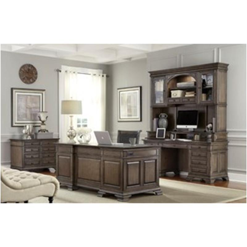 I92 300t Aspen Home Furniture Arcadia Home Office 72in Exec Desk