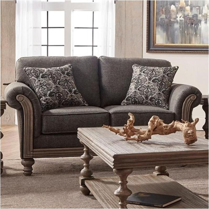 3400 Ls Hughes Furniture Living Room Loveseat