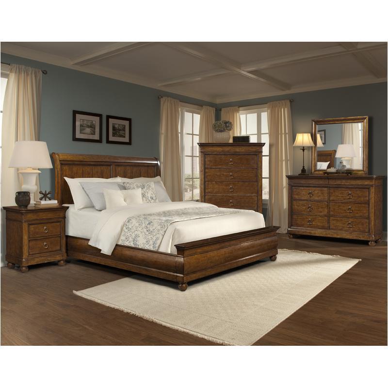 400-066hb Klaussner Furniture Palais Bedroom King Bed