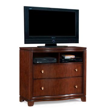 485 682 Klaussner Furniture Encore Bedroom Media Chest