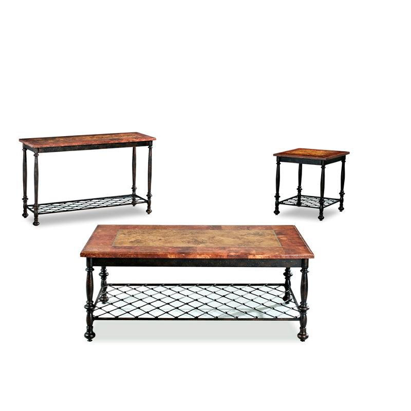Beau 622 819 Klaussner Furniture Sonora Cocktail Table