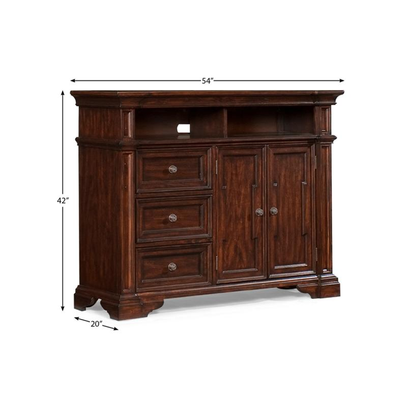 872 682 Klaussner Furniture San Marcos Bedroom Chest