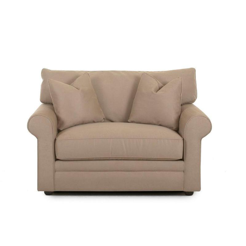 36330-bc Klaussner Furniture Comfy Living Room Big Chair